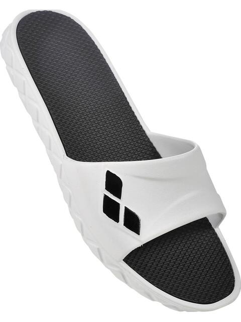 arena Watergrip Sandals Women white-black